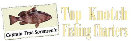 BEST Fishing Charters in Pinellas and Tampa Bay - Captain Trae Sorenson